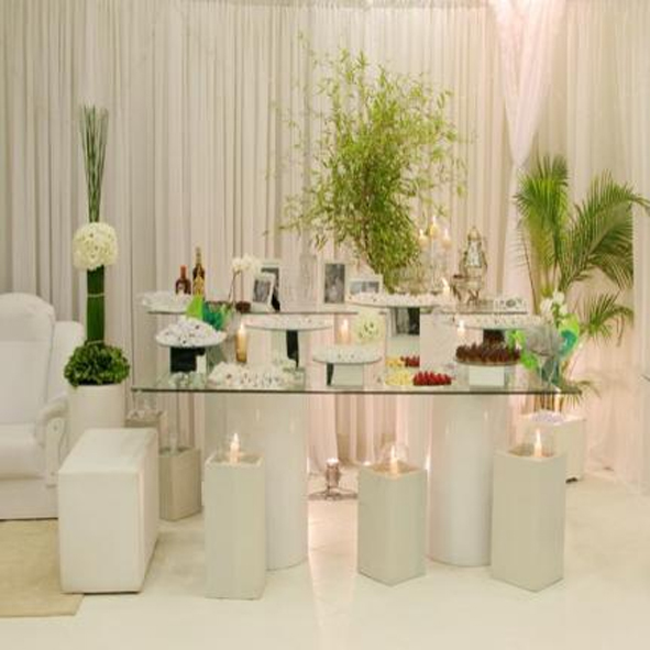 Decoração para bodas de casamento