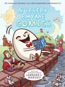 Nursery Rhyme Comics edited by Chris Duffy