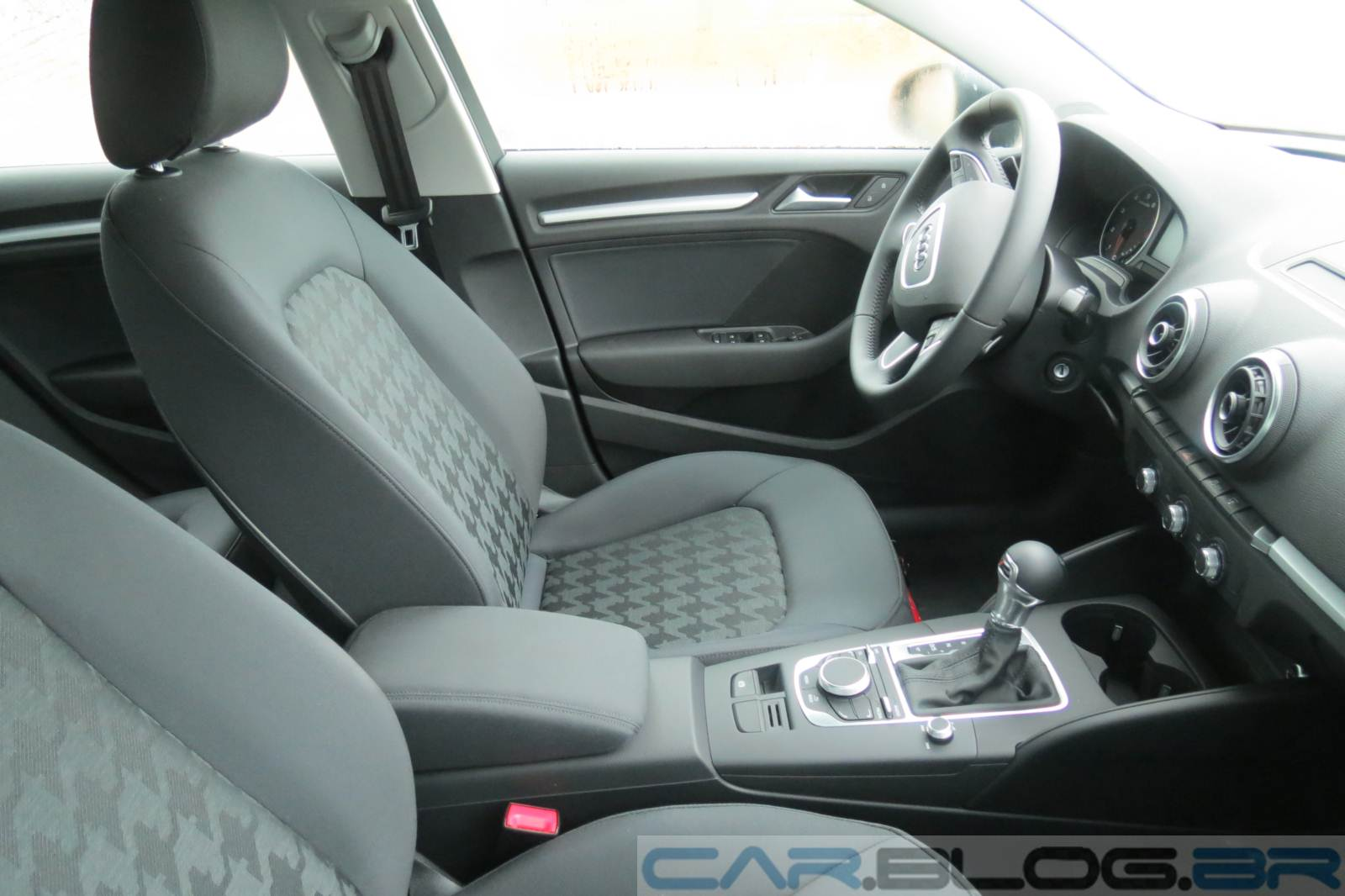 Audi A3 Sedan Attractiuon - interior