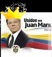 Juan Manuel Santos Campeon