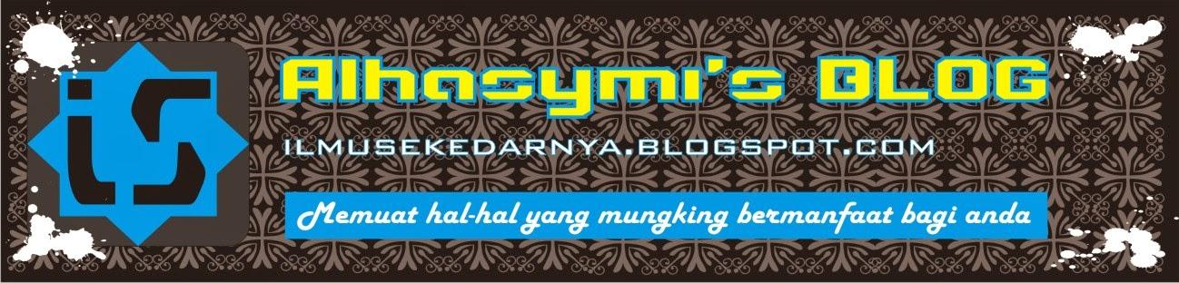 Alhasymi's BLOG