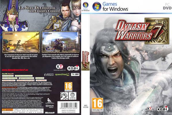 скачать торрент Dynasty Warriors 7 - фото 8