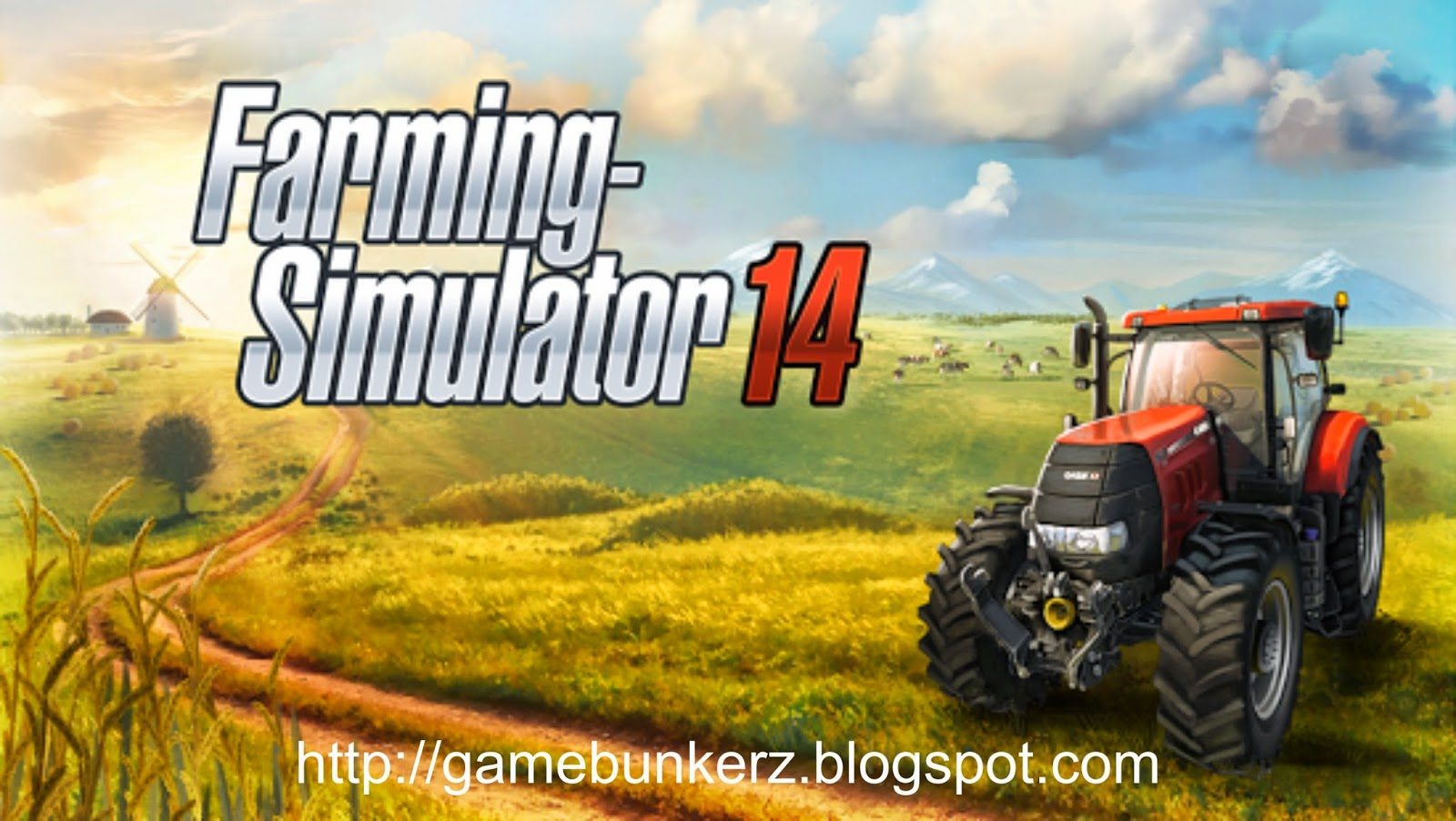 Farming Simulator 14 Apk v1.1.5 Android | Free Full Download