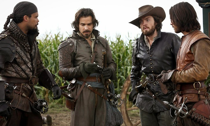 The Musketeers - A Marriage of Inconvenience - Advance Preview + Dialogue Teasers