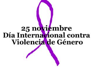PASIONES Y SENSIBILDADES ESTÁ EN CONTRA DE LA VIOLENCIA DE GÉNERO