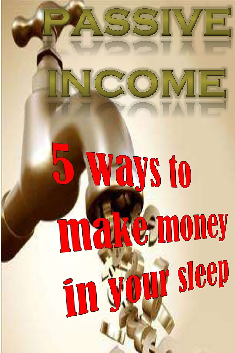 5 ways to make money in your sleep