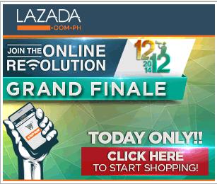 Lazada Online Revolution Poster