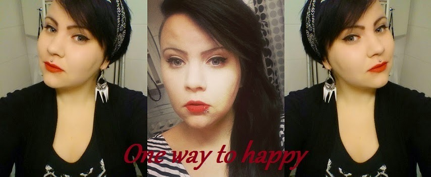 One way to happy