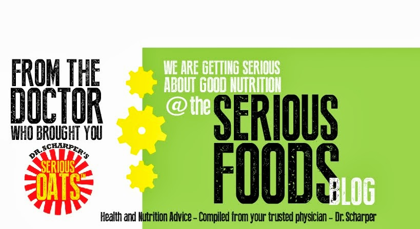 Serious Food's Blog - Nutrition and Health