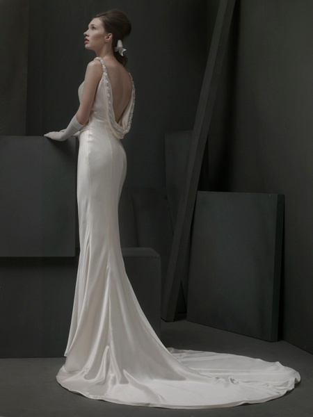 Blog Of Wedding And Occasion Wear Backless Wedding Dresses Trick To Turn Heads