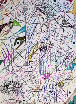 Cuerdas de miradas  27-10-91