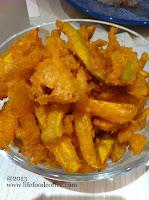 Crispy Pumpkin from Heng Heng Curry Cafe @ causeway point