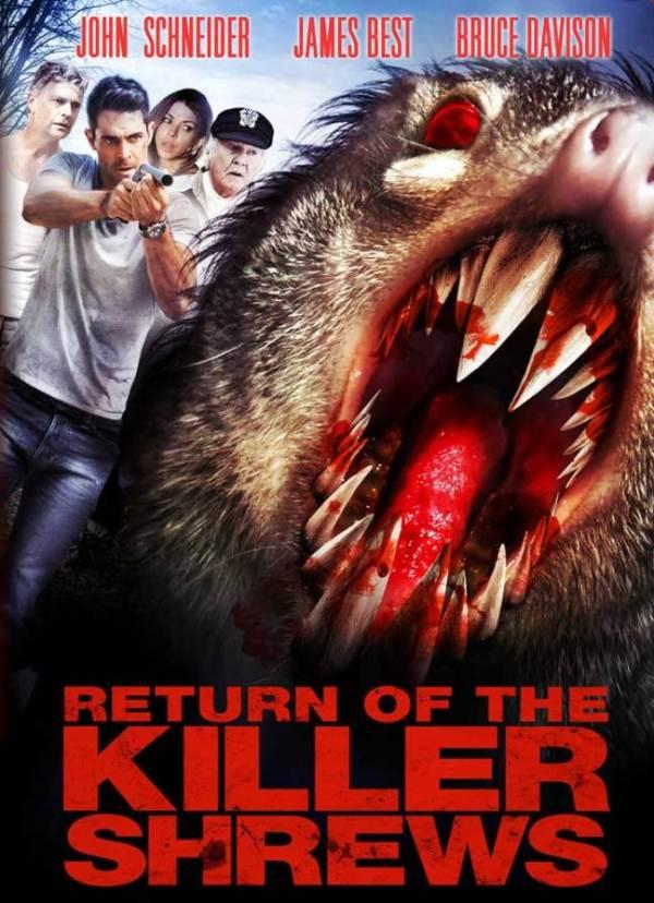 Return of the Killer Shrews (2012)