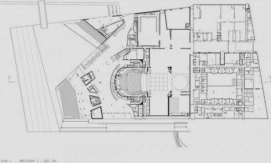 مخططات مشروع دار أوبرا أوسلو بالنرويج  Plan1-528x319