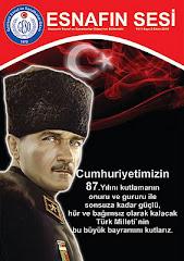ESNAFIN SESİ - EKİM 2010 -