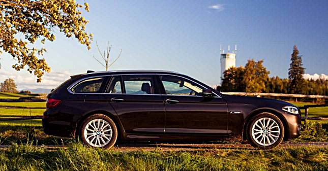 2016 bmw 530d touring review auto bmw review. Black Bedroom Furniture Sets. Home Design Ideas