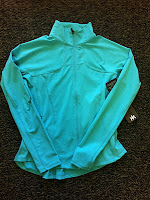 Style Athletics Kyodan Long Sleeve Teal Aqua Pleated Jacket