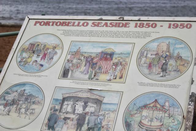 Portobello Beach Promenade