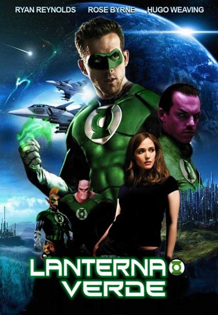Lanterna Verde Torrent - BluRay 720p/1080p Dual Áudio