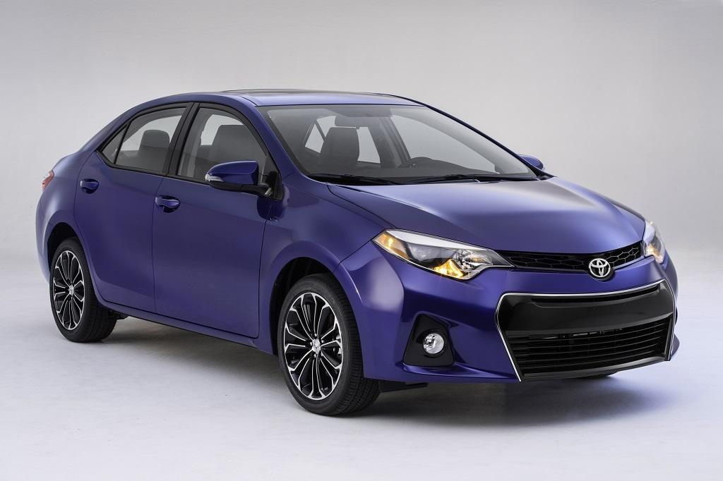 Toyota Corolla Sedan 2014