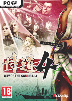 Way of the Samurai 4 Cover