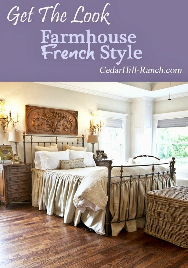 Our big blue farm house on pinterest farmhouse sinks for French master bedroom ideas