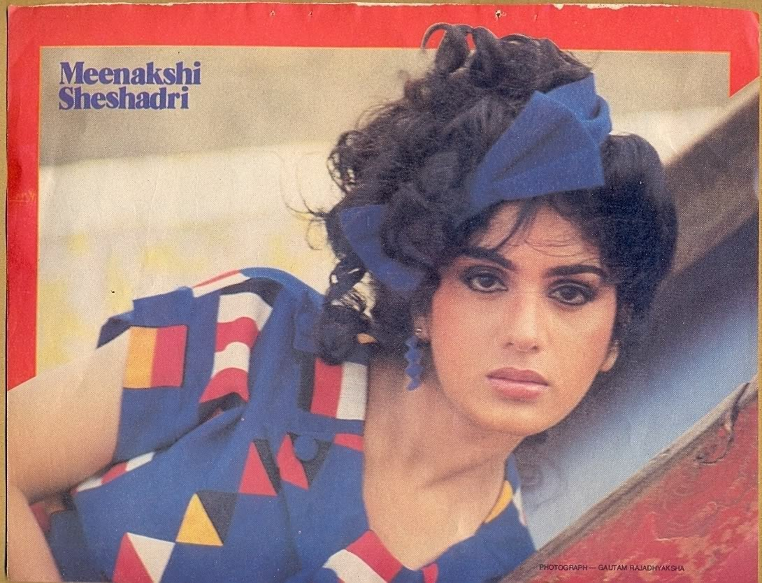 Movies of Meenakshi Sheshadri Meenakshi Sheshadri Hot