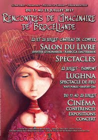Salon en Bretagne ! N.Dau, L.Davoust, E.Faye, P.Pevel ...