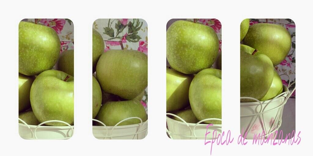 Época de manzanas