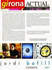 2004.INTERVIEW.REVISTA GIRONA ACTUAL.Nº5 Junio (Girona) Spain..