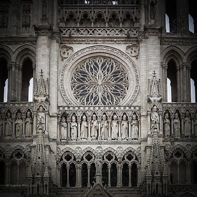 Cathédrale Notre-Dame d'Amiens © Laura Prospero