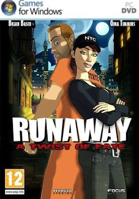 Runaway 3: A Twist of Fate PC Cover