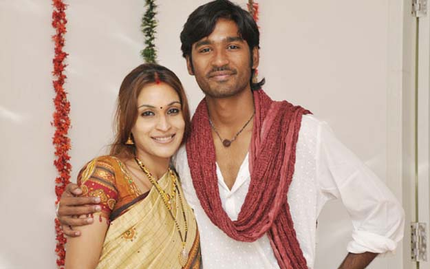 Dhanush Family Photos With Kids COOGLED: ACTOR DHANUSH...