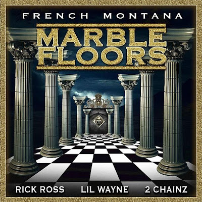 cover de marble floors de french montana con lil wayne rick ross y 2 chainz excuse my french