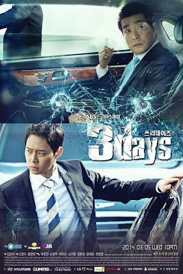 Poster 3 Days (Three Days)