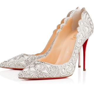 Cristian Loboutin Top Vague Shoes