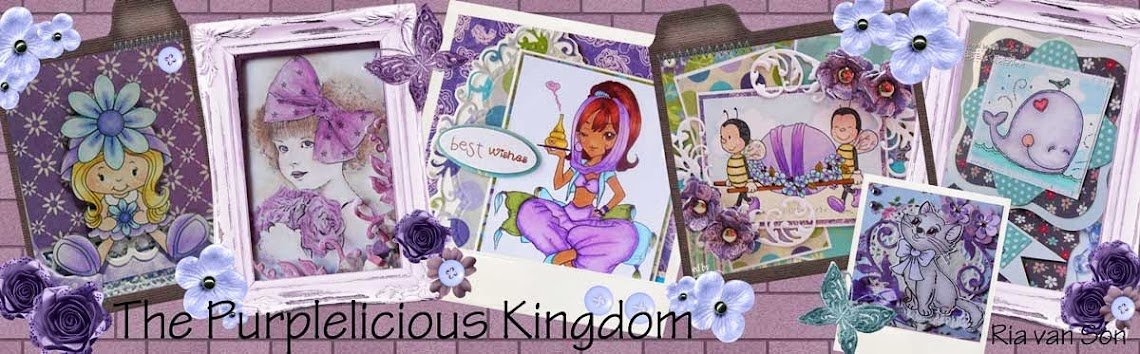 Fairy Princess of The Purplelicious Kingdom