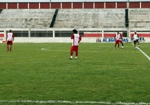 Atlético e Flamengo de Guanambi empatam sem gols