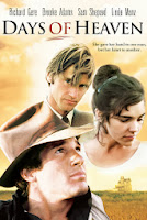 Picture of the movie poster for the film Days of Heaven