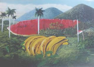 Cuadros Paisajes con Frutas