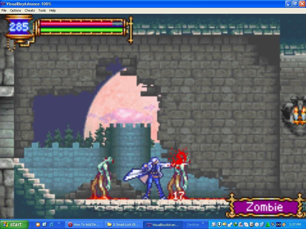 Visual Boy Emulator Games