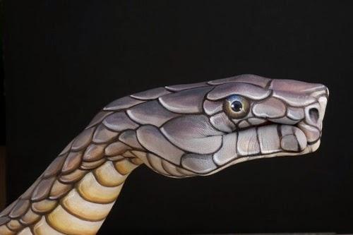 06-Cobra-Guido-Daniele-Artist-Hand-Painting-Italian