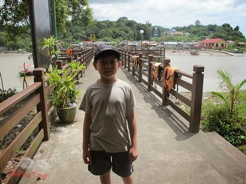 At the Terminal Bako National Park Terminal - WireBliss