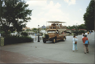 epcot worldshow case bus