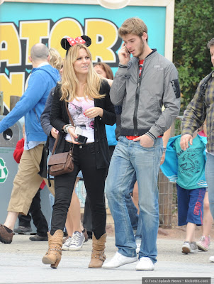 David de Gea with Girlfriend