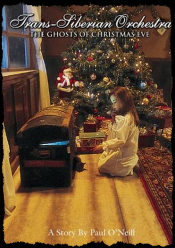 Trans Siberian Orchestra - Ghosts Of Christmas Eve 1999 ... 46 minutos