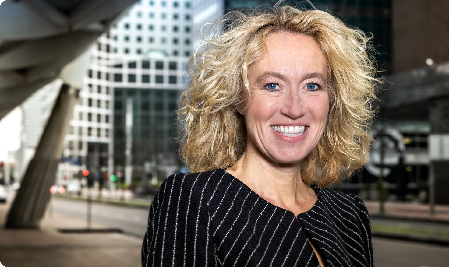 Herna Verhagen over PostNL Pride
