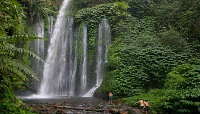 Wisata Kabupaten Lombok Timur