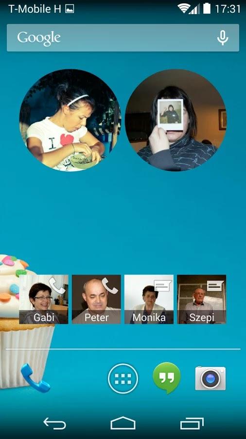 Contacts Widget Plus v1.0