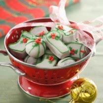 Gambar Kue Coklat Natal